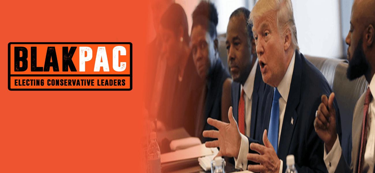 BlakPac And Donald J. Trump
