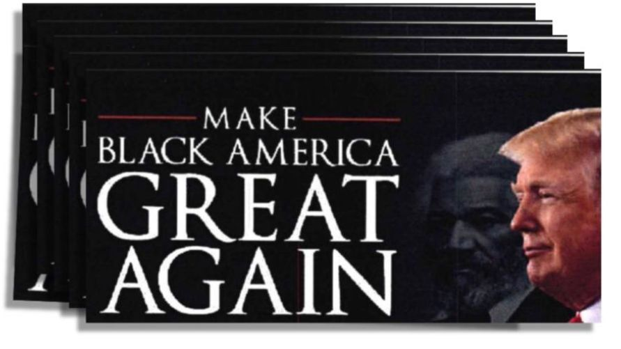 Make Black America Great Again Booklet